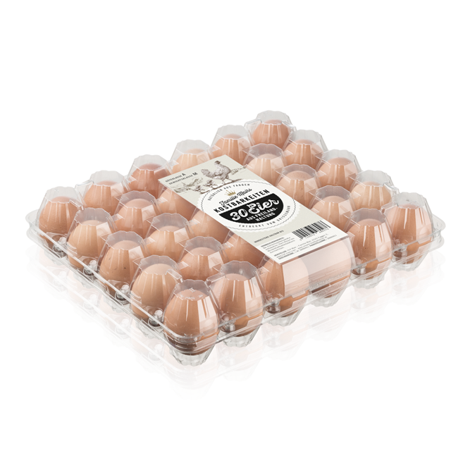 Produktfoto von Eier. Lebensmittel Produktfotograf- Foodfotografie - Produktfotografie