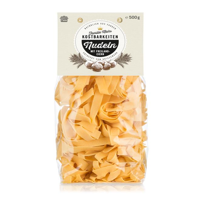 Produktfoto von Nudeln- Foodfotografie - Produktfotografie
