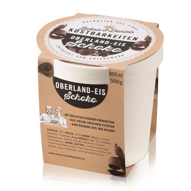Produktfoto von Tiefkühlprodukte- Foodfotografie - Produktfotografie