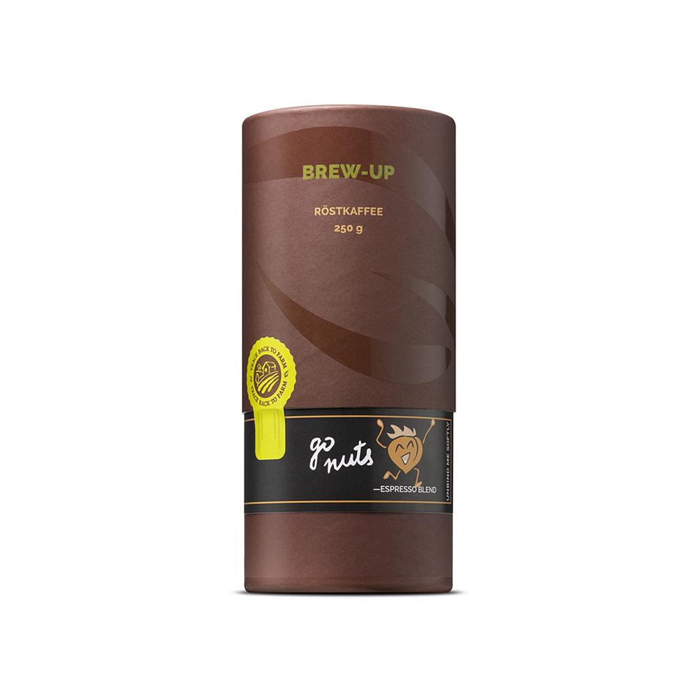 Produktfotograf Tirol - Kaffee Verpackung fotografieren