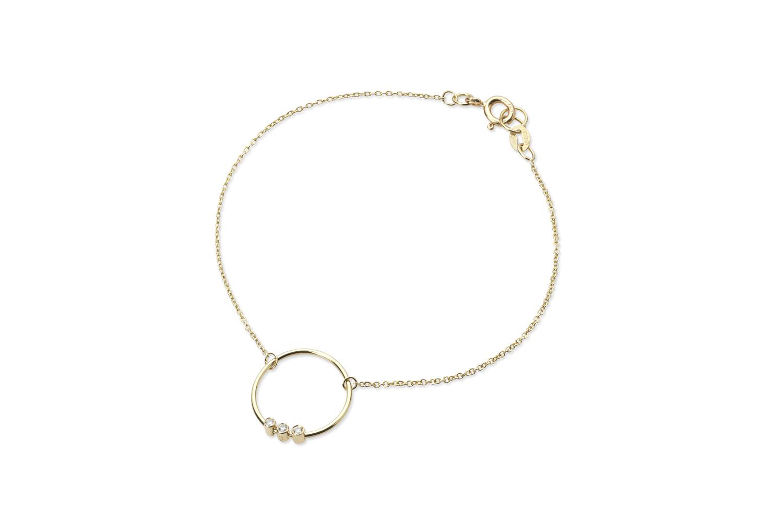 Produktfotograf - Produktfoto von Schmuck - Goldener Armband