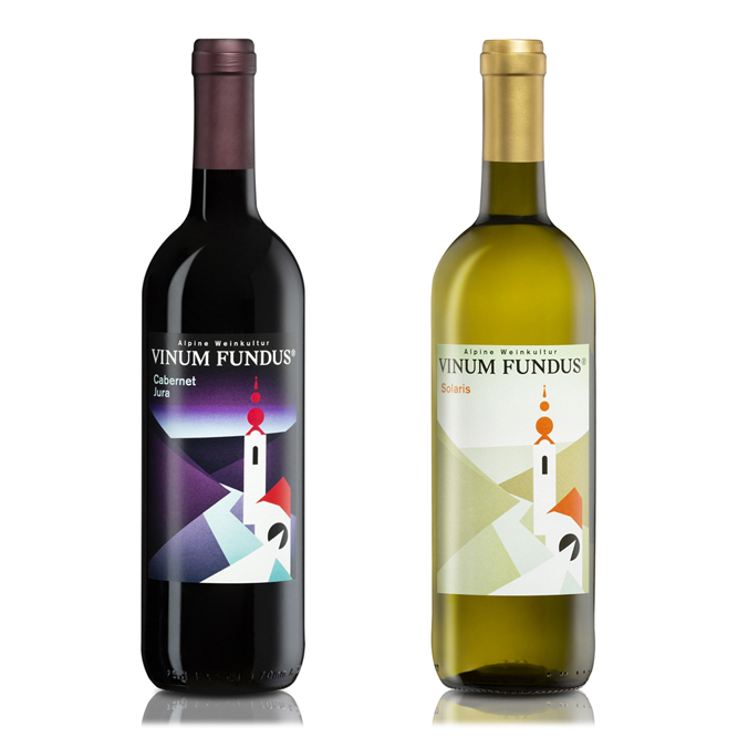 Produktfoto - Weinflaschen