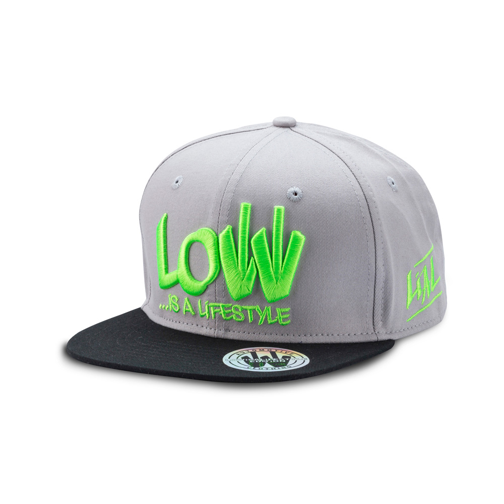 LOW-iS-A-LiFESTYLE Cap
