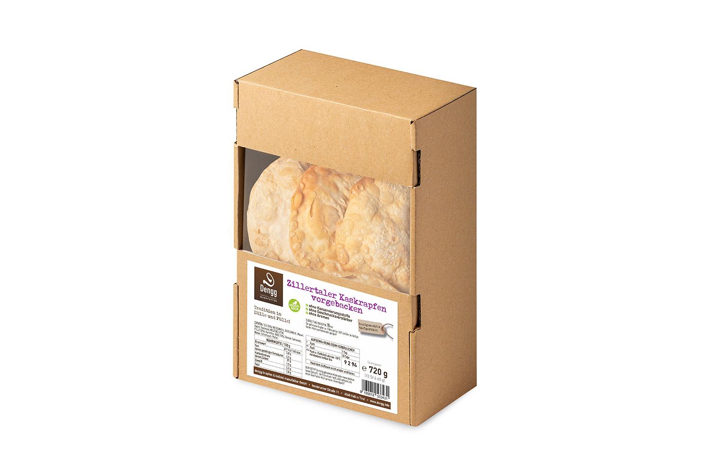 Produktfoto für Onlineshop - Dengg Knödel und Krapfen