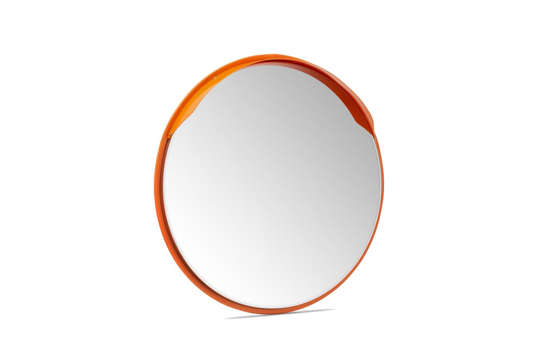 Produktfoto von ein runden Spiegel