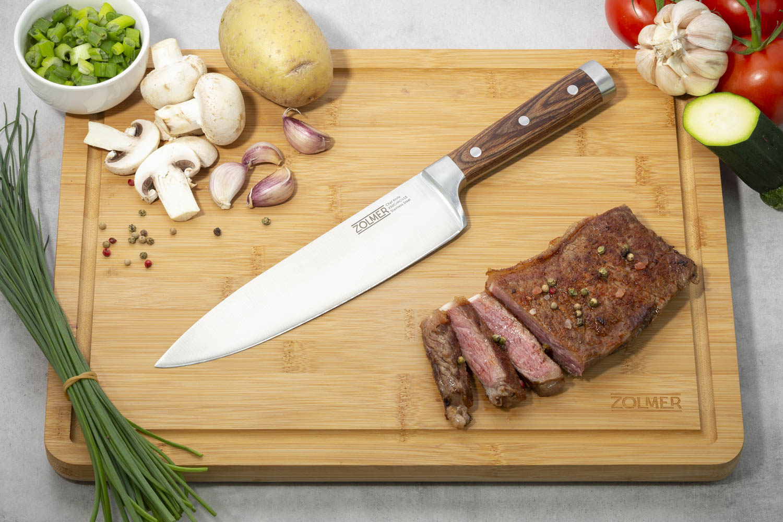 Werbebild von Messer für Zolmer Homegoods - Produkt und Werbebilder von Messer für Amazon