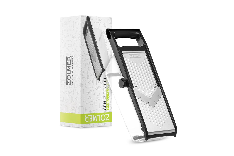 Packshot - Hero image von Zolmer Homegoods - Produkt und Werbebilder von ein Gemüßehobel